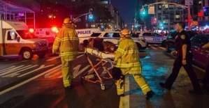 New York'ta patlama! 29 yaralı