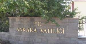 Ankara'da o tarihe kadar gösteri ve miting yasağı