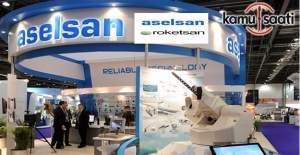 ASELSAN ve Roketsan arasında sözleşme imzalandı