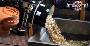 Darphane gram altın üretimine başladı
