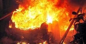 Irak gece yarısı bombalı saldırılarla sarsıldı
