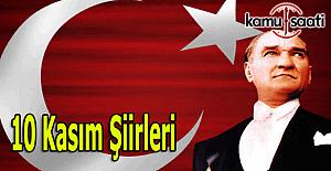 10 Kasım anlamlı ve hüzünlü Atatürk...