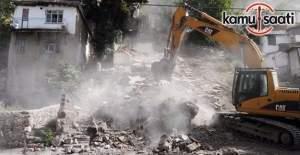 Ankara'da gecekondu yıkımları