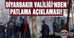 Diyarbakır Valiliği'nden saldırı açıklaması
