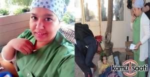 Hemşire kıyafeti giyip 4 ay hastanede çalıştı