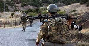 PKK'ya yönelik operasyonlarda 7 terörist etkisiz hale getirildi