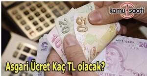 2017'de asgari ücret ne kadar olacak - Bakan Müezzinoğlu'ndan asgari ücret açıklaması