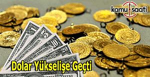 Altın düştü, Dolar yükselişte - Güncel döviz fiyatları