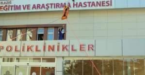 Elazığ Hastanesi'nde silahlı saldırı, 3 kişi vuruldu