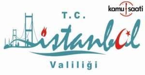 İstanbul Valiliğinden basın duyurusu