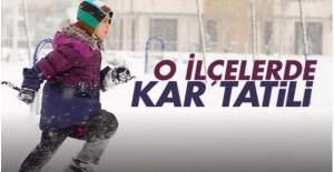 Karabük'te okullar yarın tatil