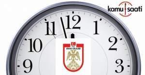 Sivas'ta mesai saatlerinde değişiklik