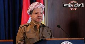 """Barzani """"Bölgeye yapılan bu ziyaretleri çok önemli buluyoruz"""""""