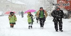 Meteorolojiden uyarı, kar yağışı devam edecek