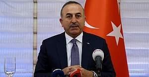 Mevlüt Çavuşoğlu: 'Astana görüşmelerine ABD'yi davet edeceğiz.'