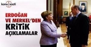 Erdoğan: İslam ile terör bir araya gelemez