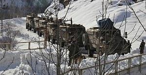 Hakkari'de hava destekli terör operasyonu