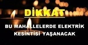 17 Mart Cuma İstanbul'daki 12 ilçede elektrik kesilecek
