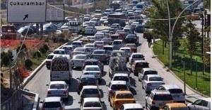 Ankara'da bazı yollar yarın trafiğe kapalı