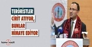 Bozdağ'dan Ankara Keçiören'de şehit ailelerine ziyaret