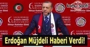 Erdoğan'dan öğretmen alımı açıklaması: 10 Bin