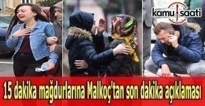 YGS'nin 15 dakika mağdurlarına Malkoç'tan son dakika açıklaması