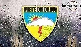 22 Nisan hava durumu - Meteorolojiden sağanak uyarısı