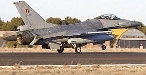 Belçika Suriye'de hava operasyonlarını durdurdu