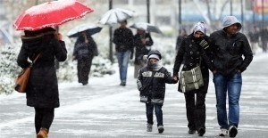 Dikkat! Meteoroloji'den kar uyarısı