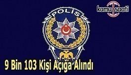 Açığa alınan polis, amir ve personelin tam isim listesi - 26 Nisan 2017