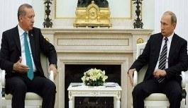 Erdoğan Rusya Devlet Başkanı Putin ile görüşecek