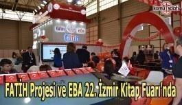FATİH Projesi ve EBA 22. İzmir Kitap Fuarı'nda