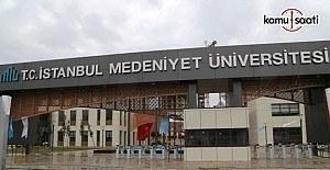 İstanbul Medeniyet Üniversitesi Lisans Eğitim-Öğretim ve Sınav Yönetmeliğinde Değişiklik Yapıldı