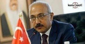 Kalkınma Bakanı Lütfi Elvan: PKK'nın kökünü kurutacağız