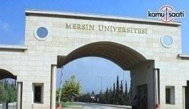 Mersin Üniversitesi Tıp Fakültesi Öğretim ve Sınav Yönetmeliği