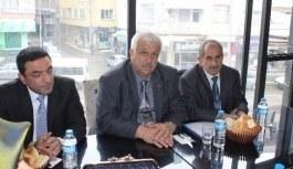 MHP İl Başkanı Ahmet Saltan görevinden istifa etti
