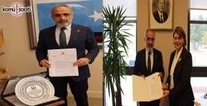 Azerbaycan Milli Eğitim Bakanı Mikayil Cabbarov'dan örnek davranış
