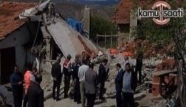Samsun'da garaj inşaatı çöktü!- 3 kişi öldü