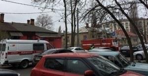 Son dakika - Rusya'nın Rostov-na-Donu şehrinde patlama oldu