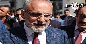 """Yalçın Topçu; """"Irak Merkezi Hükümeti'nin Kerkük'te yaşanan bayrak kriziyle ilgili almış olduğu karar sevindirici"""""""