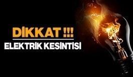 3 Mayıs İstanbul'un 11 ilçesinde elektrik kesintisi yaşanacak