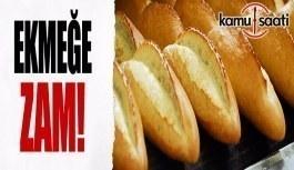 4 ilde ekmeğe zam