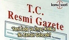 6 Mayıs 2017 Resmi Gazete sitesi neden açılmıyor? Yeni ihraç ve iade KHK'sı mı gelecek?