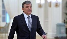 AKP'den Abdullah Gül'e çağrı