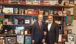 Altıeylül Belediye Başkanı Zekai Kafaoğlu'ndan Yalçın Topçu'ya Ziyaret