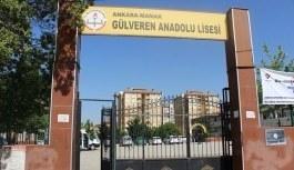 Ankara Gülveren Anadolu Lisesi'nde bir ilk