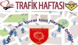 Ankara Valiliği'nden Trafik Haftası Programı duyurusu