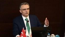 Bakan Ağbal'dan flaş yeniden yapılandırma açıklaması