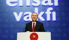 """Cumhurbaşkanı Erdoğan: """"O gece oraya gelenler Gezi Parkı'nın gençleri değildi"""""""