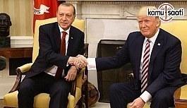 Cumhurbaşkanlığından Erdoğan-Trump görüşmesine ilişkin açıklama